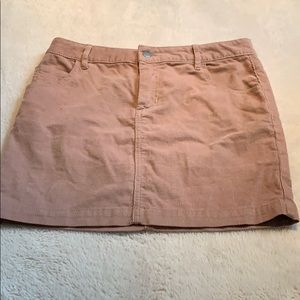 Urban Outfitters BDG Pink Skirt
